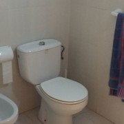 Апартаменты с 2-мя спальнями ул.Сантомера, 8, Торревьеха-туалет