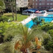 Апартаменты с 2-мя спальнями в жилом комплексе на 1-й линии El Palmeral-2