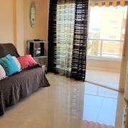 Апартаменты с 2-мя спальнями в жилом комплексе на 1-й линии El Palmeral-гостиная-3