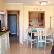 Апартаменты с 2-мя спальнями в жилом комплексе на 1-й линии El Palmeral-гостиная-4