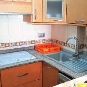 Апартаменты с 2-мя спальнями в жилом комплексе на 1-й линии El Palmeral-кухня-1