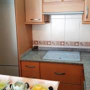 Апартаменты с 2-мя спальнями в жилом комплексе на 1-й линии El Palmeral-кухня-2