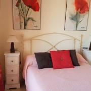 Апартаменты с 2-мя спальнями в жилом комплексе на 1-й линии El Palmeral-спальня