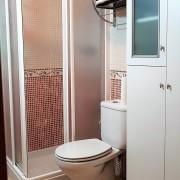 Апартаменты с 2-мя спальнями в жилом комплексе на 1-й линии El Palmeral-ванная комната-1