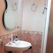 Апартаменты с 2-мя спальнями в жилом комплексе на 1-й линии El Palmeral-ванная комната