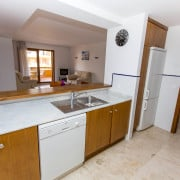 Апартаменты в аренду в Пунта Приме, Коста Бланка, Испания-кухня