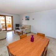 Апартаменты в аренду в Пунта Приме, Коста Бланка, Испания-столовая