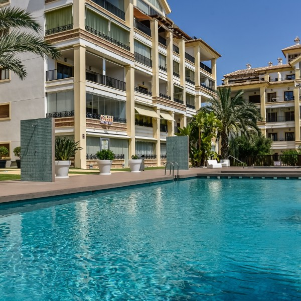 Апартаменты в элитном комплексе Guardamar Hills Resort, Гуардамар-дель-Сегура-2