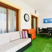 Апартаменты в элитном комплексе Guardamar Hills Resort, Гуардамар-дель-Сегура-гостиная