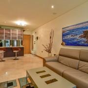 Апартаменты в элитном комплексе Guardamar Hills Resort, Гуардамар-дель-Сегура-гостиная-3