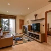 Апартаменты в элитном комплексе Guardamar Hills Resort, Гуардамар-дель-Сегура-гостиная-7