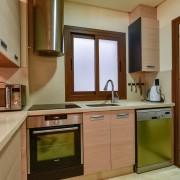 Апартаменты в элитном комплексе Guardamar Hills Resort, Гуардамар-дель-Сегура-кухня-1