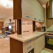 Апартаменты в элитном комплексе Guardamar Hills Resort, Гуардамар-дель-Сегура-кухня