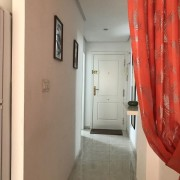 Квартира с 1-ой спальней ул.Галеон, 4, Торревьеха-коридор