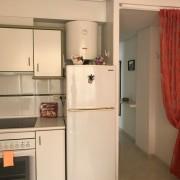 Квартира с 1-ой спальней ул.Галеон, 4, Торревьеха-кухня-1
