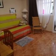 Квартира с 1-ой спальней возле пляжа Ла Мата в Торревьехе-гостиная