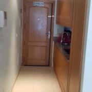 Квартира с 1-ой спальней возле пляжа Ла Мата в Торревьехе-коридор