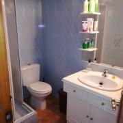 Квартира с 1-ой спальней возле пляжа Ла Мата в Торревьехе-ванная