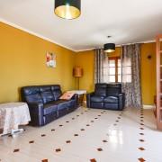 Квартира с 3-мя спальнями в Кабо Сервера, Торревьеха-гостиная