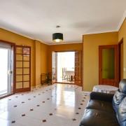 Квартира с 3-мя спальнями в Кабо Сервера, Торревьеха-гостиная-2