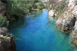Таинственные «Водопады Альгара»