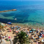 Лучшие пляжи Торревьехи
