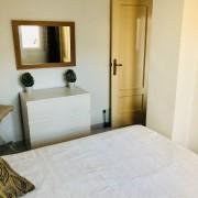 Апартаменты с большой террасой и 1-й спальней (улица Ла Лома), Торревьеха - спальня