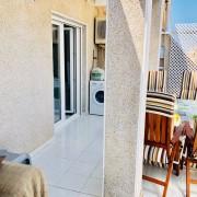 Апартаменты с большой террасой и 1-й спальней (улица Ла Лома), Торревьеха - терраса