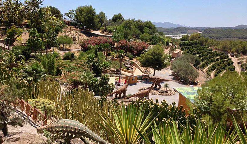 Ботанический сад Кактусы Альгара
