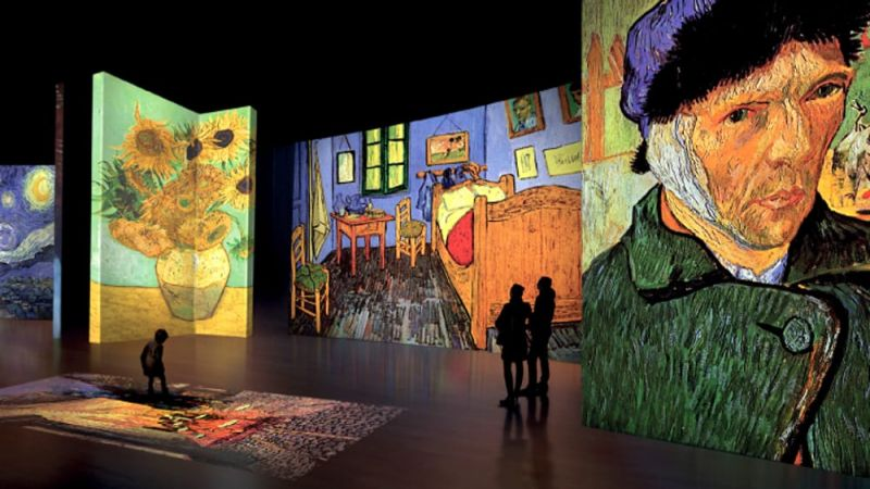 Знаменитый Ван Гог скоро посетит Аликанте-2