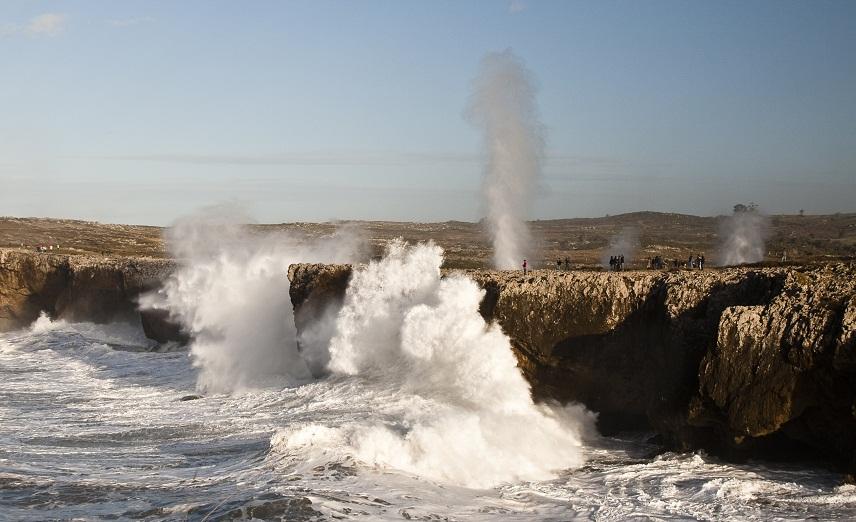 Когда шутит океан - Bufones de Pria