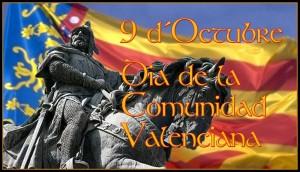 Празднование Дня Валенсийского сообщества