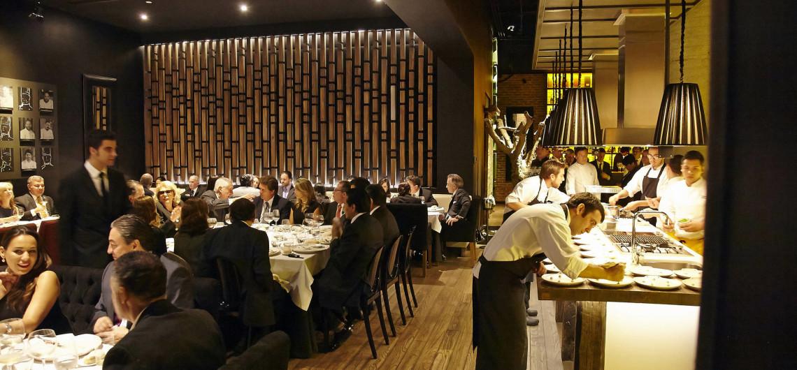 Лучшие рестораны Испании