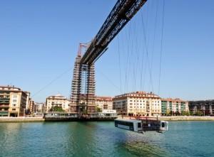 Бискайский мост (Puente de Vizcaya de Guecho)