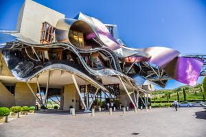 Самый футуристический отель в Испании