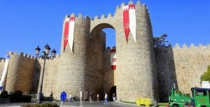 Крепостная стена Авилы (Murallas de Ávila)