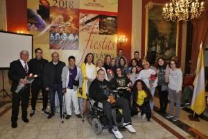 Лорена Гарсия представила свой блог «Жизнь через церебральный паралич»