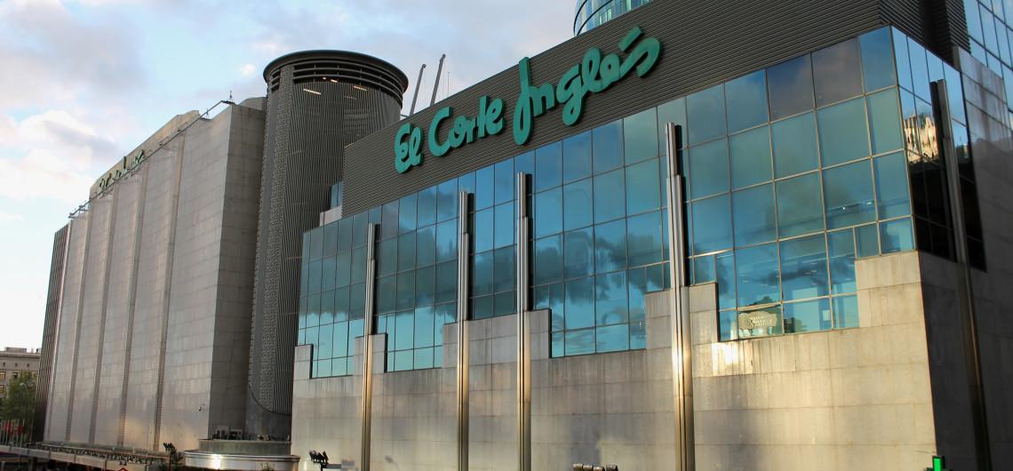 Новый торговый центр «El Corte Inglés» в Торревьехе
