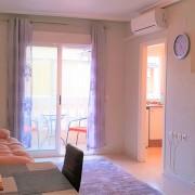 Апартаменты с 2-мя спальнями в 400 м от пляжа Playa del Cura, Торревьеха