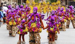Феерический карнавал в Торревьехе 2019