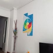 Апартаменты с 2-мя спальнями (4-6 чел) в Гуардамар дель Сегура в 350 м от моря