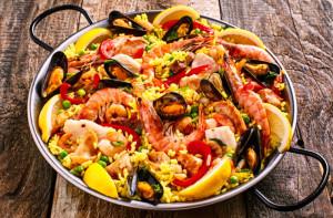 Три испанских блюда в сотне самых известных блюд мира