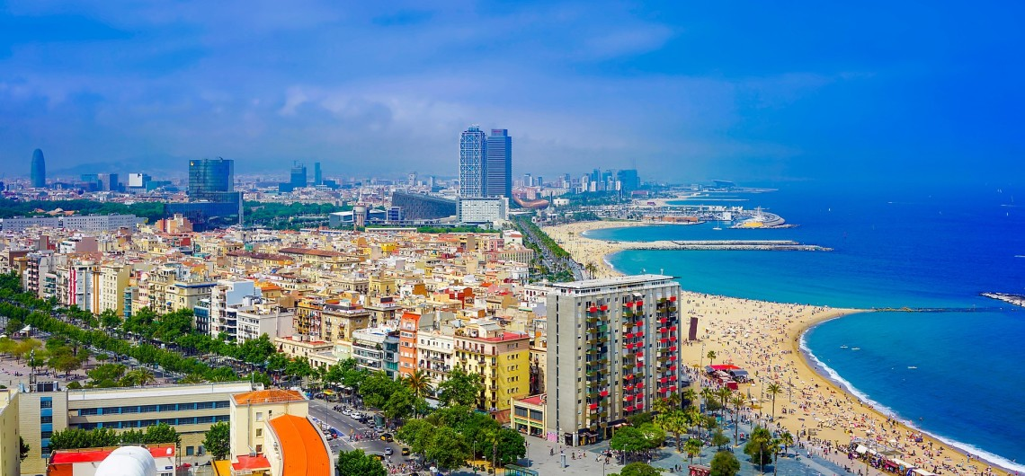 Cамые популярные испанские города в Instagram