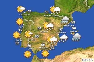 Как изменился климат в Испании за последние 35 лет