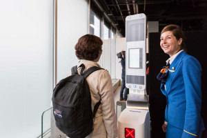 Не по паспорту, а по лицу – новшество в контроле аэропортов