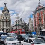С 24 апреля ездить по Мадриду нужно будет с учетом класса экологичности автомобиля