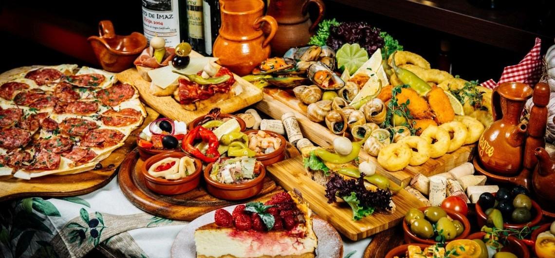 Виртуальная энциклопедия испанской кухня от Google