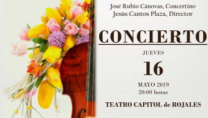 16 мая – концерт классической музыки оркестра «Oscar Espla»