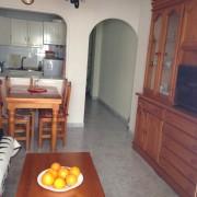 Апартаменты с 1 спальней в 50 м. от пляжа Aceguion, Торревьеха