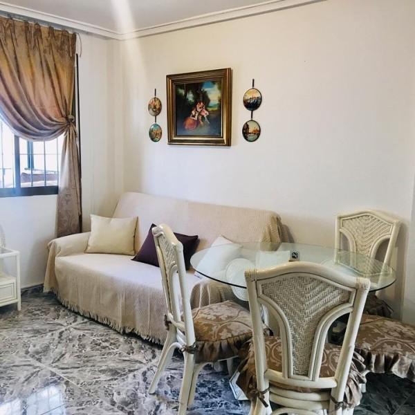 Апартаменты с 2 спальнями в классическом стиле, Торревьеха